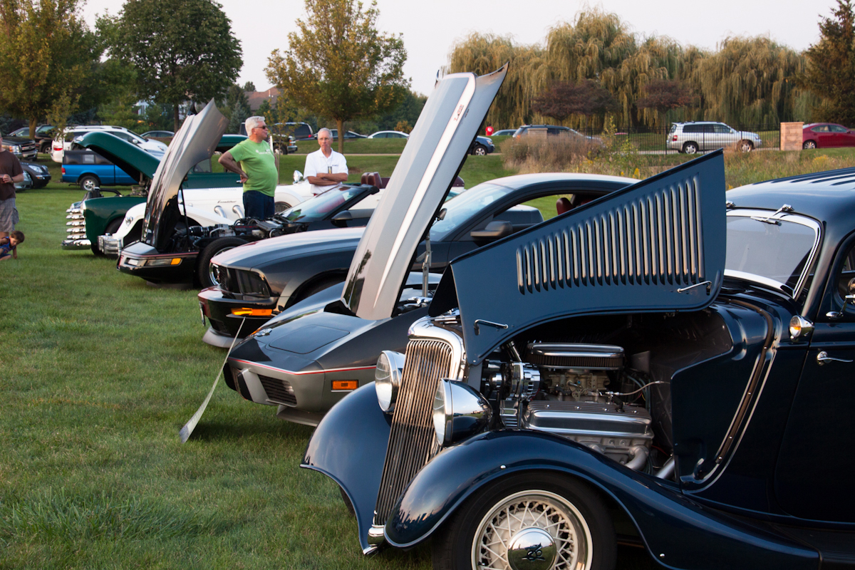 Registration Open for Classic Car Show!